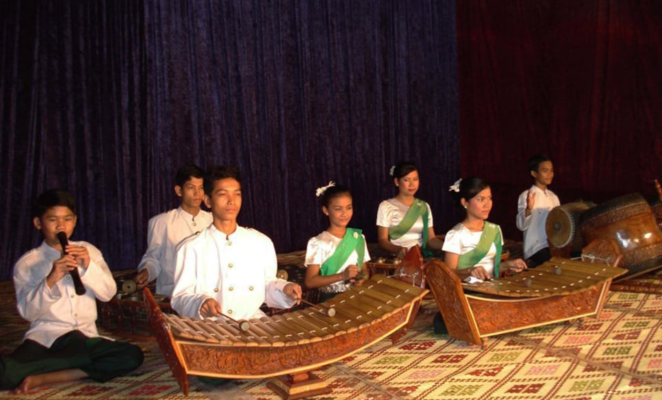Traditional Khmer Orchestra