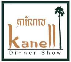 Logo Kanell Restaurant and dinner show siem reap cambodia